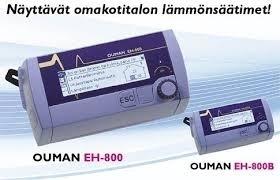 Lämmönsäädin Ouman EH 800 B