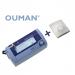 Lämmönsäädin Ouman EH-800B+huoneanturi