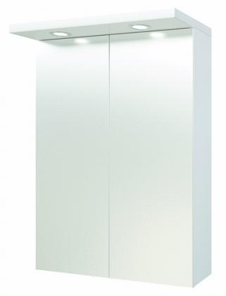 Peilikaappi Alterna LED 600 pistorasialla