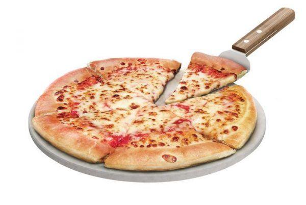 Pizzakivi Savuton hiiligrillille, lisätarvike