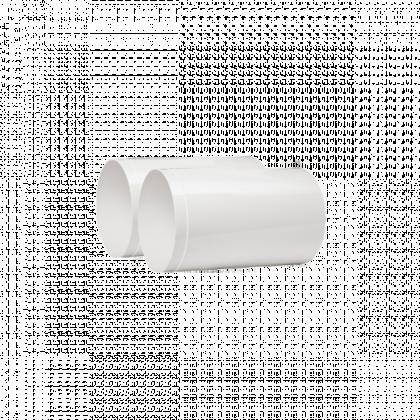 Pax-Pax Seinäputki 100 L=150, 2kpl