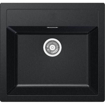 Keittiöallas Franke Sirius SID 610 carbon black 590 x 550 cm