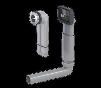 Ylivuotosarja Prevex Smartloc jäykkä putki