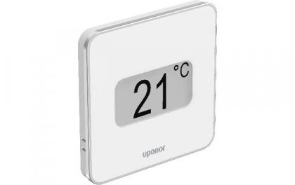 Uponor Smatrix Wave termostaatti, valkoinen Style T-169