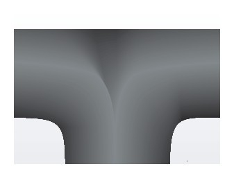 SOLUKUMI T-HAARA 19 MM 125X100