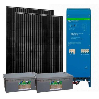Aurinkoenergiapaketti Sunwind Cabin 230V