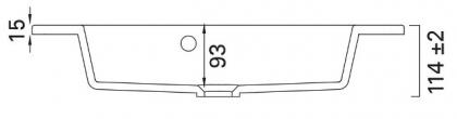 Valumarmoriallas Otsoson Minimeri 1000C