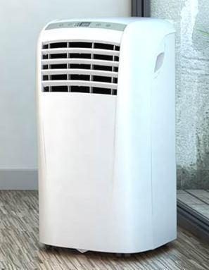Ilmastointilaite Dolceclima Compact 9 P, siirrettävä,2.3kW