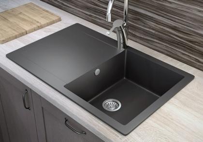 Keittiöallas Otsoson Teno 780x500 musta
