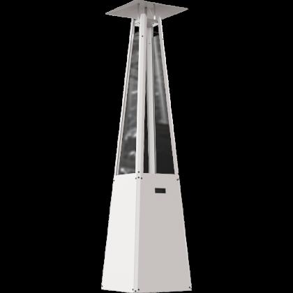 Terassilämmitin Kratki Umbrella valkoinen