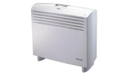Kiinteä jäähdytys-ja lämmityslaite Unico Easy HP ilman ulkoyksikköä
