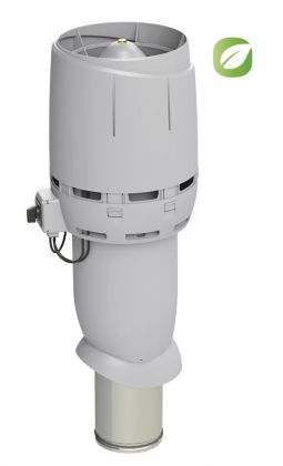 Huippuimuri Vilpe Eco 160p/700 Flow vaaleanharmaa
