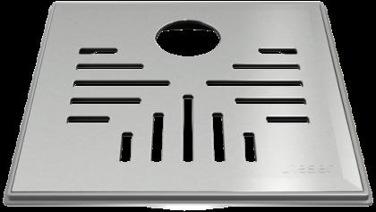 Neliökansi RST Vieser 160X160 mm 32 aukolla
