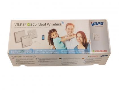Ilmanvaihdon ohjauspaketti Vilpe Eco Ideal wireless