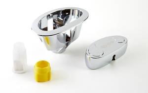WC-HUUHTELUPAINIKE IDO TREVI KROMI 6444200001