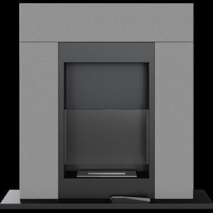 Biofireplace Whiskey Granito floorstanding